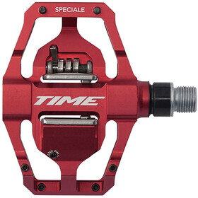 Time Speciale Pedals red
